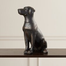 Table Top Dog Figurine