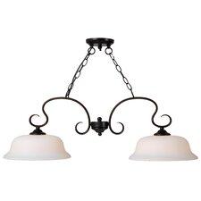 Montville 2 Light Pendant