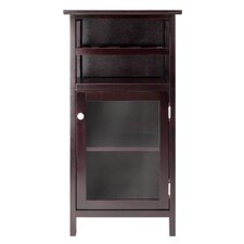 Alta 8 Bottle Wine Cabinet