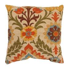 Alandra Cotton Throw Pillow