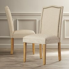 Archie Upholstered Parsons Chair (Set of 2)