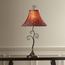 """Frances 30"""" H Table Lamp with Bell Shade"""