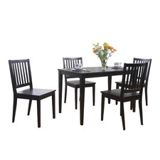 Frost 5 Piece Dining Set
