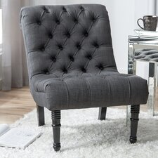 Tufted Upholstered Chair