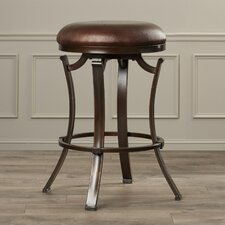 "Sprunt 26"" Swivel Bar Stool with Cushion"
