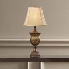 """Helen 31"""" H Table Lamp with Square Shade"""