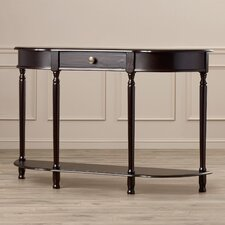 Abbottsmoor Console Table with Turned Legs