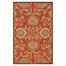 McLoon Coffee Bean Area Rug