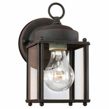 Lowell 1-Light Outdoor Wall Lantern