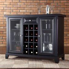 Alsworth Bar with Wine Storage