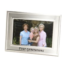 Saunterton Four Generations Picture Frame