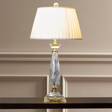 "Claimond 29.25"" H Table Lamp with Empire Shade"