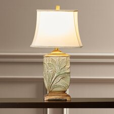 """Mcnaught 27.5"""" H Table Lamp with Bell Shade"""