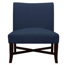 Cross Legged Slipper Chair