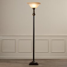 "Oxley 71"" Torchiere Floor Lamp"