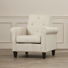 Coll Tufted Upholstered Lounge Chair