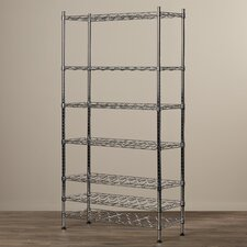 Highpoint Pantry 126 Bottle Wine Rack