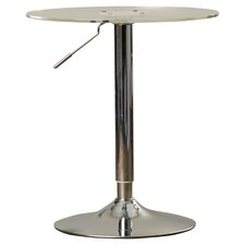 Wilmore Adjustable Height Pub Table