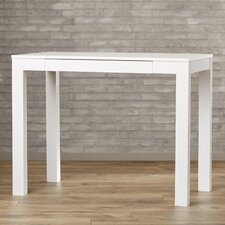 """Perry 39"""" W Writing Desk with Drawer"""