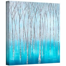 'The Glade' Painting Print on Wrapped Canvas