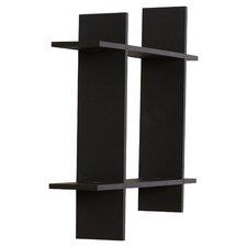 Hutchison Asymmetric Floating Wall Shelf
