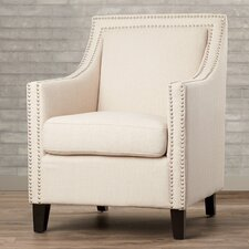Mayville Nailhead Arm Chair