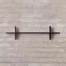 "Ashland Decorative ""H"" Shaped Wall Shelf"