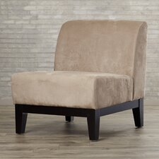 Paulina Fabric Slipper Chair