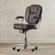Myrick Executive Mid-Back Adjustable Office Chair