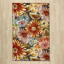 Blossom Multicolored Area Rug