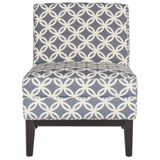 Armond Blue Side Chair
