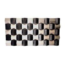 Checkered Rectangular Wall Decor