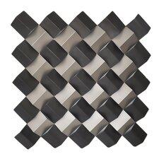Checkered Square Wall Decor