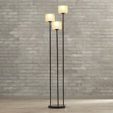 "Lloyd Hunter 72"" Torchiere Floor Lamp"