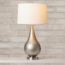 """Lowery 30.25"""" H Table Lamp with Drum Shade"""