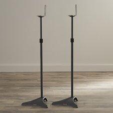Clarksville Adjustable Speaker Stand (Set of 2)