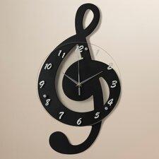 Dendron Wall Clock