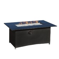 Table with Firepit