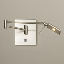 Farleigh Hungerford 1 Light Swing Arm Wall Lamp