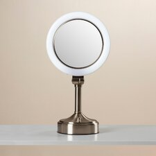 Tobias Dimmable Sunlight Makeup Mirror