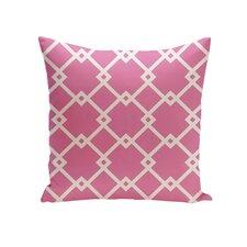 Bo Geometric Throw Pillow