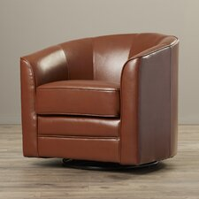 Ashe Swivel Slipper Chair