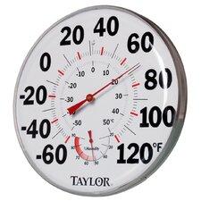 Temperature / Humidity Gauge