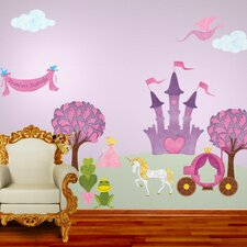 Perfectly Princess Wall Decal Kit
