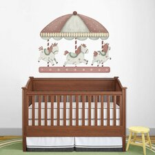 Carousel Wall Sticker
