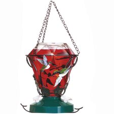Perky Pet 24 oz Colibri Nectar Hummingbird Feeder