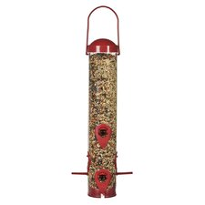 Sierra 2 in 1 Seed Tube Bird Feeder