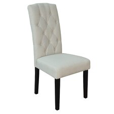 Brittany Tufted Parsons Chair (Set of 2)