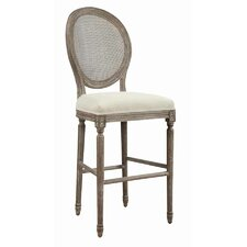 "Salerno 30"" Bar Stool (Set of 2)"