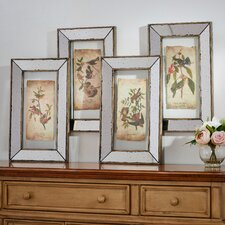 Rachael Wall Decor (Set of 4)